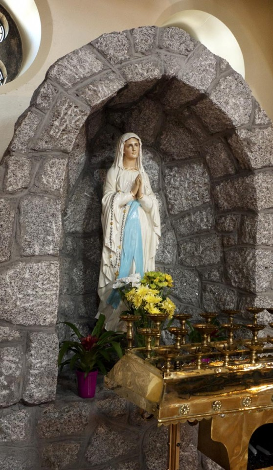 Shrine to Our Lady of Lourdes