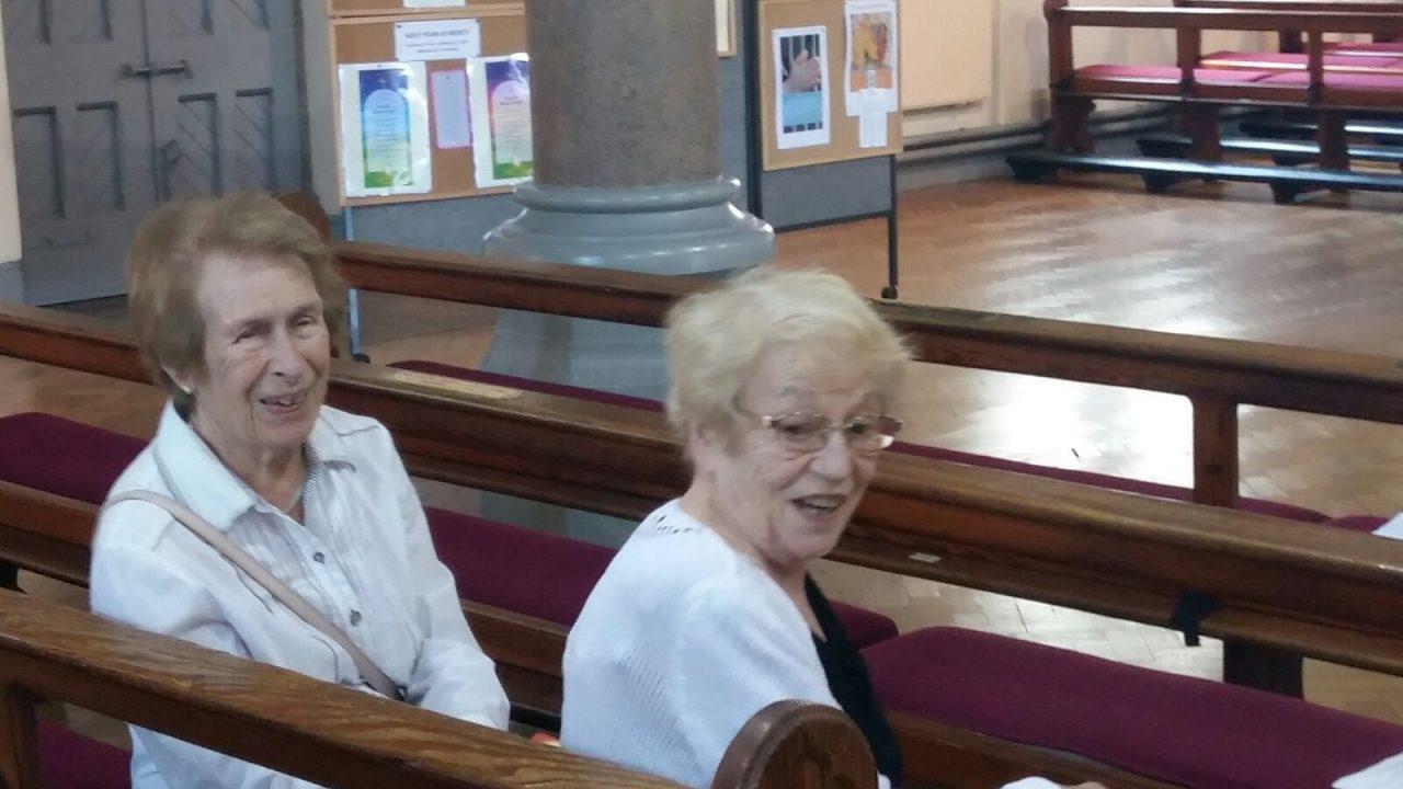 90th Anniversary Mass 44
