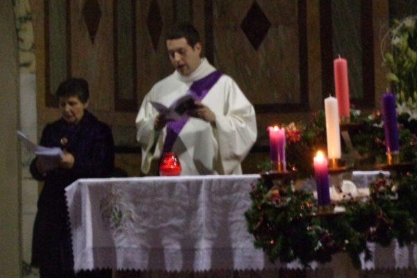 Parish Carol Service