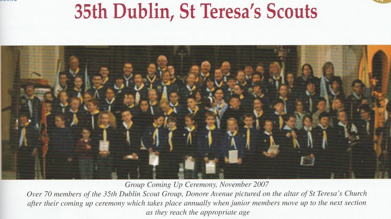 Scouts in 2007